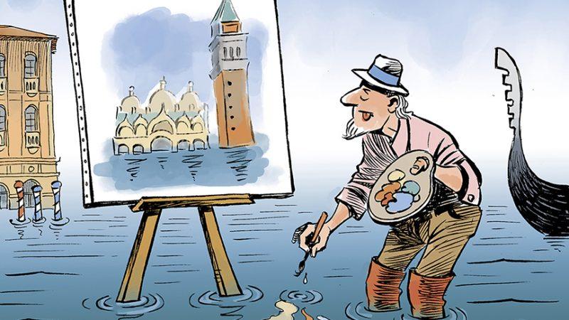 Caricaturas de la semana del 18 de noviembre de 2019