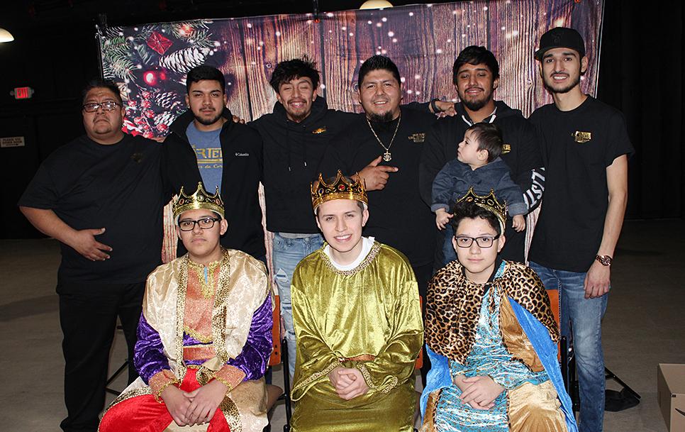 Three Kings' Day Celebration in Goshen