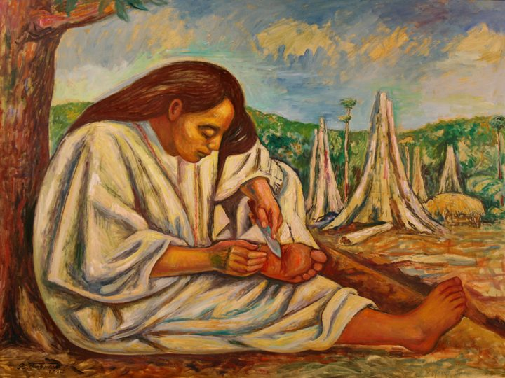 Owsley Museum at Ball State to feature modern paintings by Mexican artists