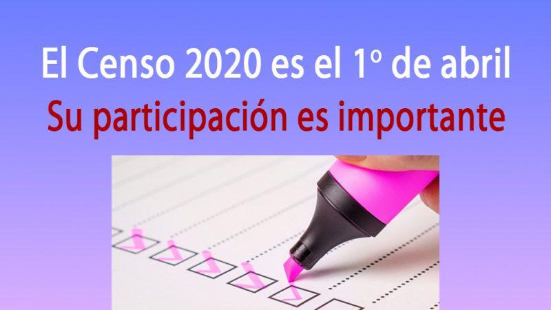 Información crucial sobre el Censo 2020
