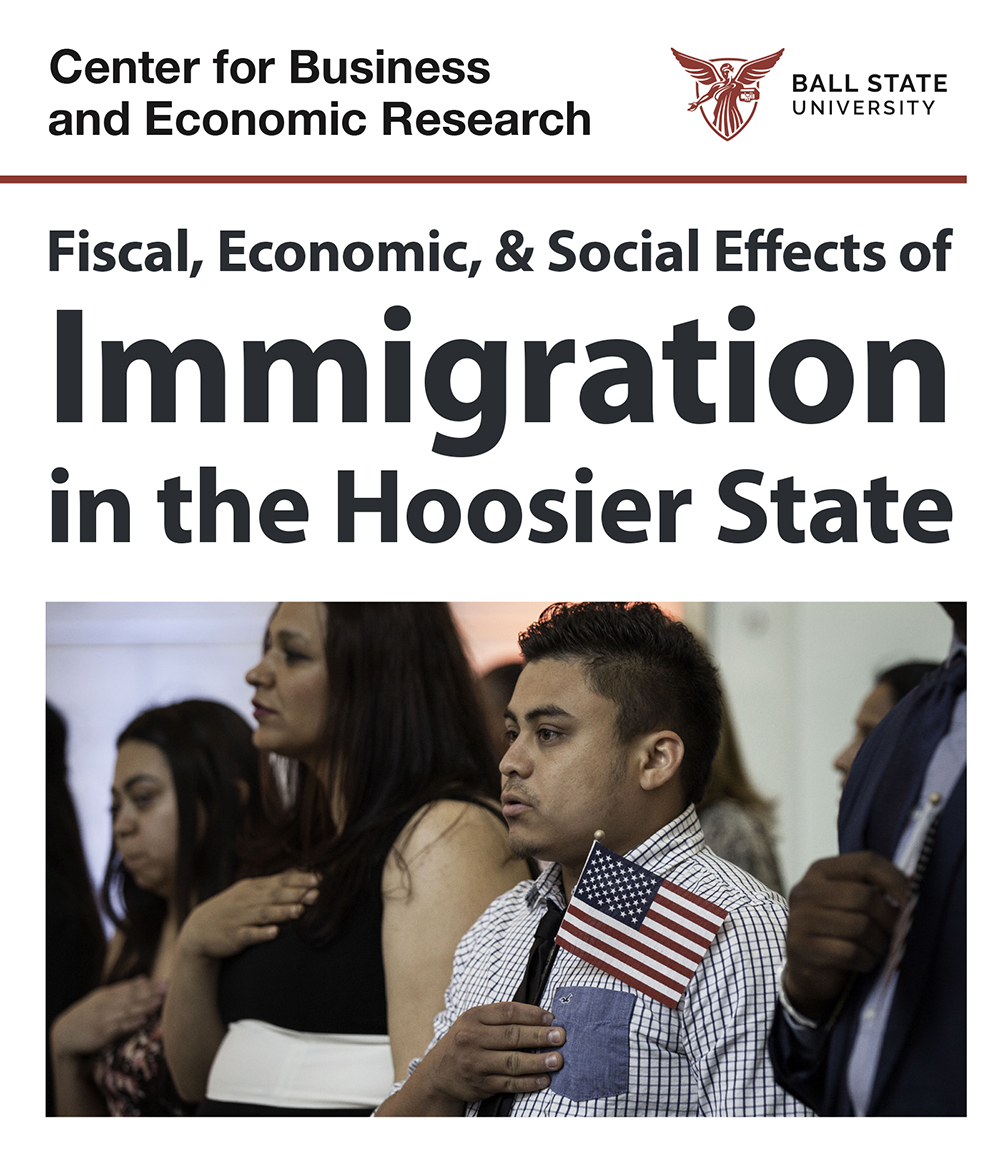 Study: Immigrants having a positive impact on Indiana