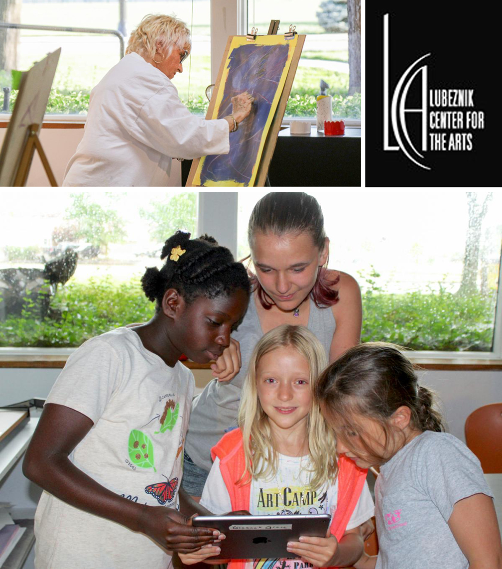 Registration Now Open for Spring Classes at Lubeznik Center for the Arts