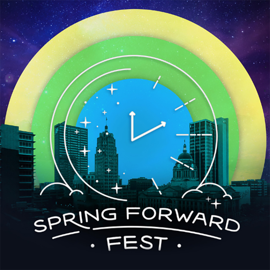 Embassy Theatre Presents Second Annual Spring Forward Fest
