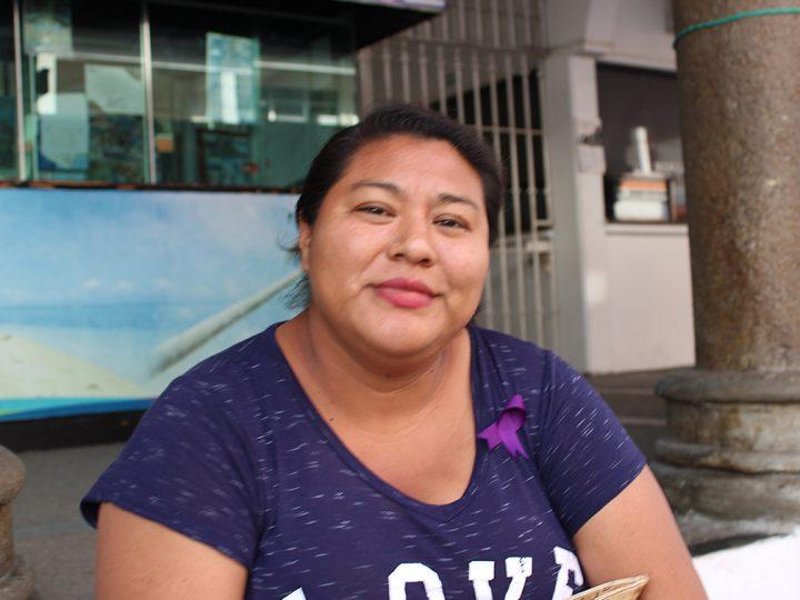 """Cómo transcurrió """"Un día sin nosotras"""" en Tuxpan, Veracruz"""