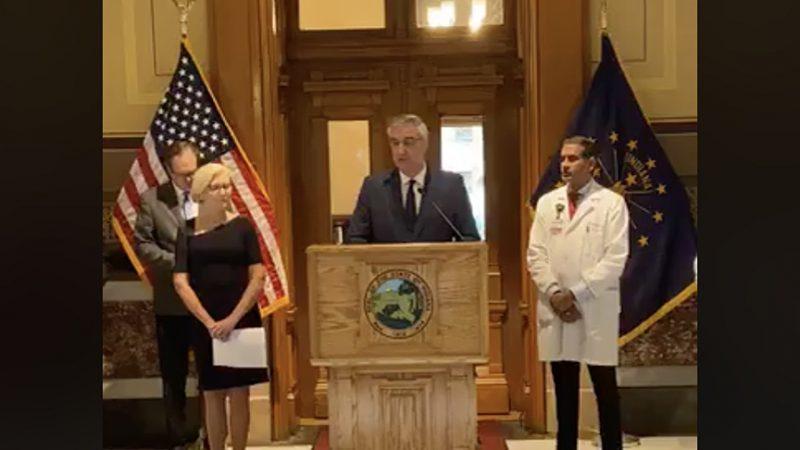 Recomendaciones del Gobierno de Indiana para enfrentar la crisis del coronavirus