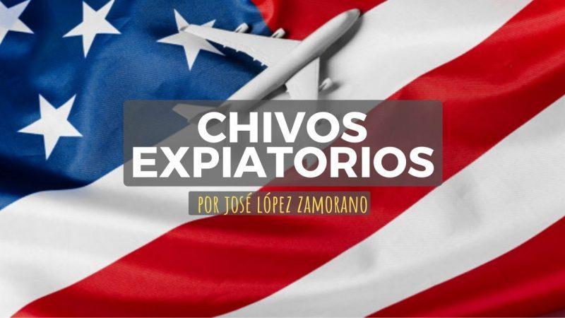CHIVOS EXPIATORIOS