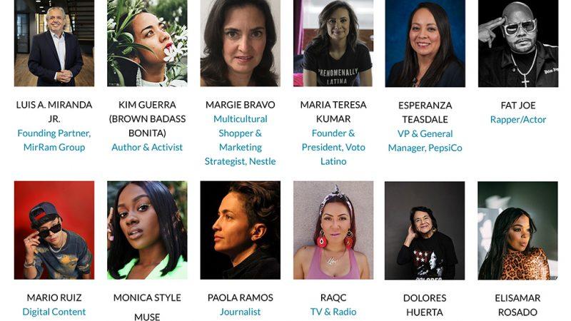 NGL Collective anuncia Hispanicize #UnidosTogether cumbre virtual con Fat Joe, Dascha Polanco, John Leguizamo, Luis Guzman y la legendaria activista de derechos civiles Dolores Huerta entre otros