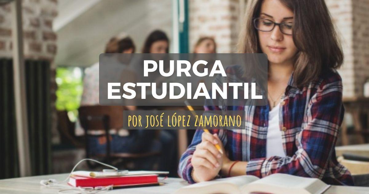 PURGA ESTUDIANTIL