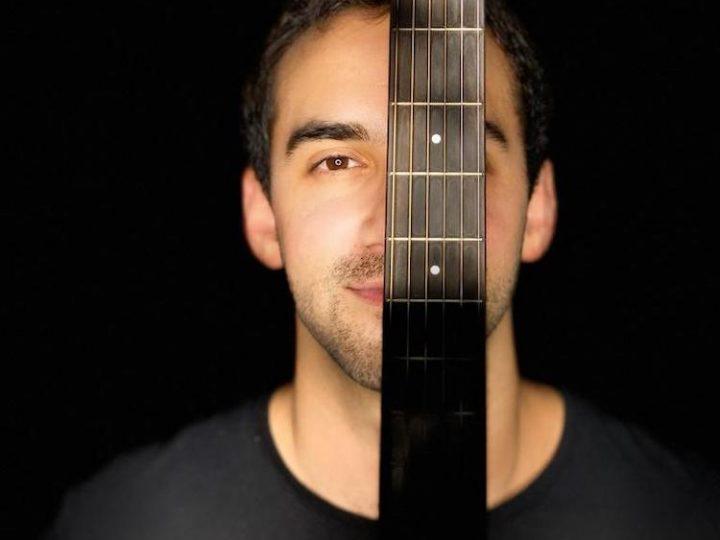 """Andrés Snit, cantautor venezolano, encuentra """"Tu definición"""""""