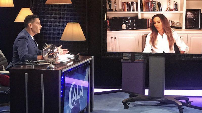 """Kate del Castillo: """"Me ha ido pésimamente en el amor; quiero tener un güey que sume a mi vida"""""""
