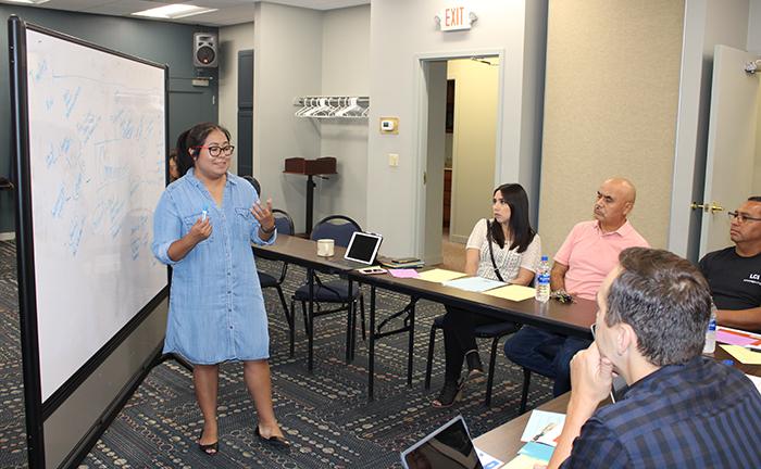Reuniones para lograr un censo participativo