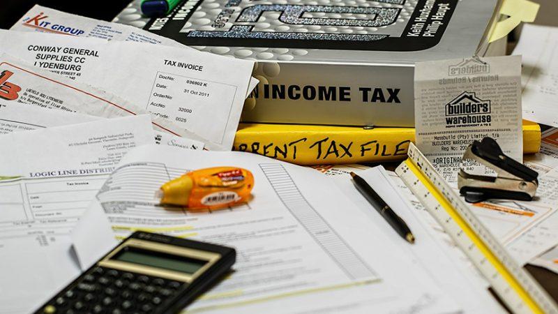 Prepárese para los impuestos: cosas importantes que debe saber acerca de reembolsos