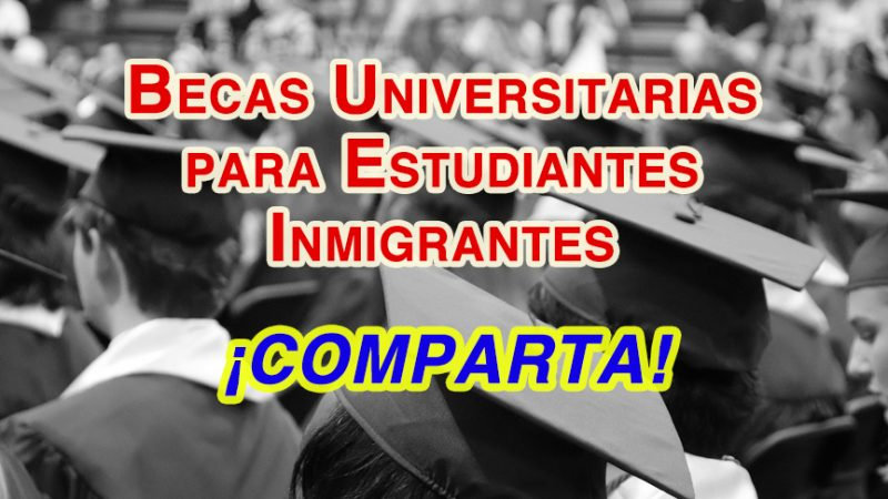 TheDream.US anuncia la apertura de su nueva ronda de becas universitarias para estudiantes inmigrantes