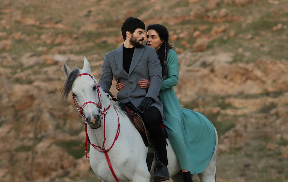 Gran expectativa por la saga turca 'Hercai: Amor y venganza' que estrena el 22 de junio